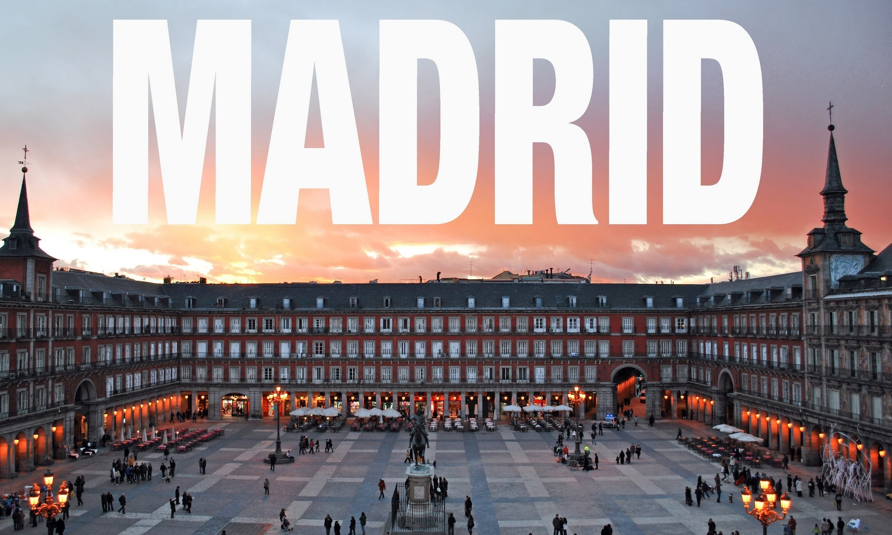 Send Abby to Madrid for International Internship and Beyond