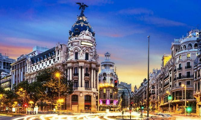 Amy's Internship in Madrid!