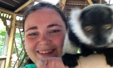 Kat's Vet Adventure in Africa