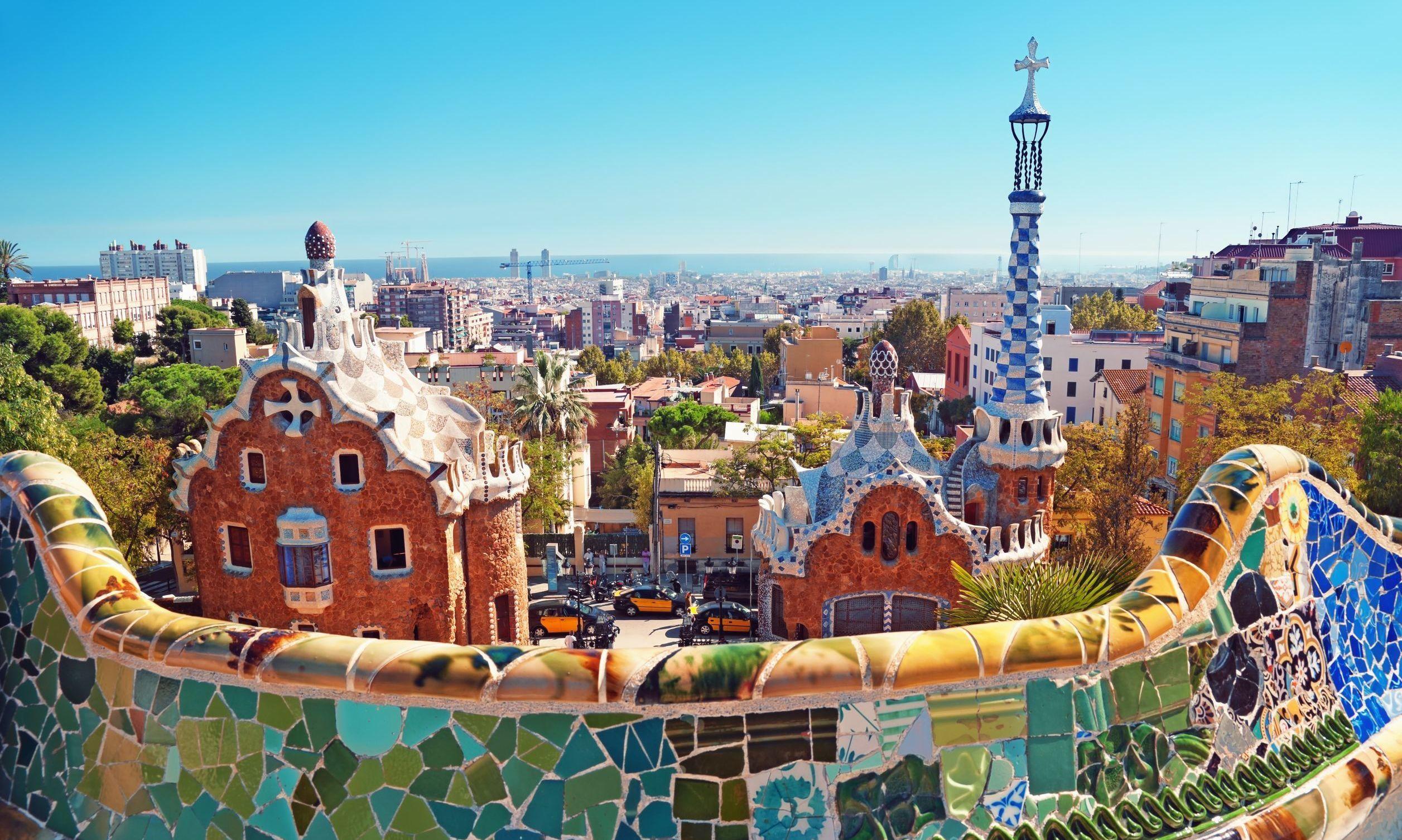 Барселона достопримечательности города