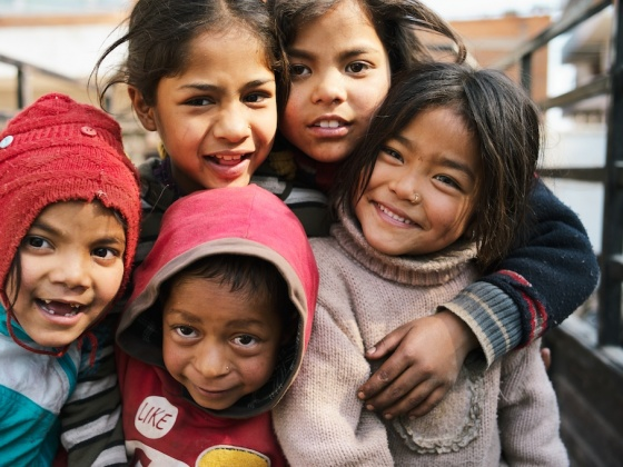 Help Cass volunteer and donate in Nepal!