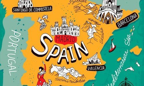 My Adventure to Spain!