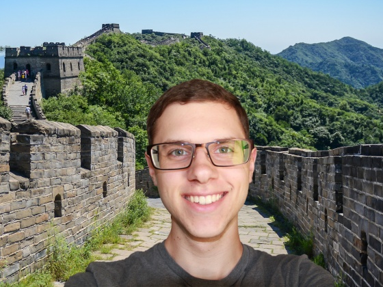 Immerse Derek in Chinese Language and Culture