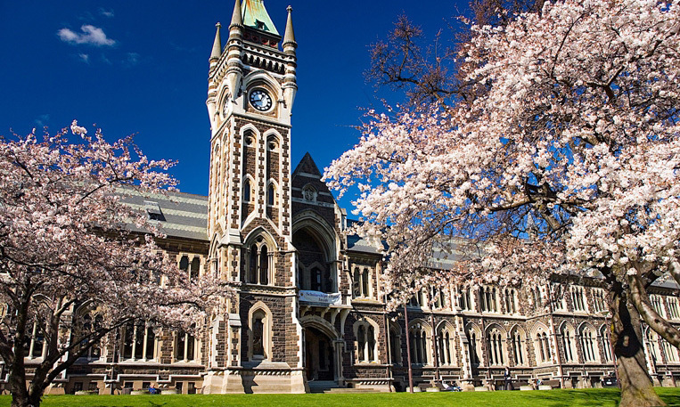 university of otago history papers Otago university in dunedin is the oldest university in new zealand the university of otago's campus is located just north of the central city, and is dunedin's beating heart.