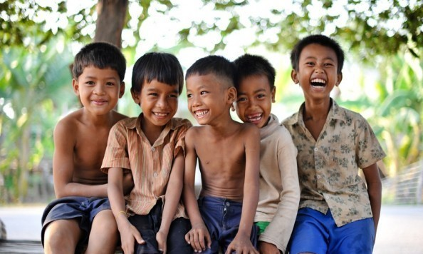 Volunteering in Cambodia