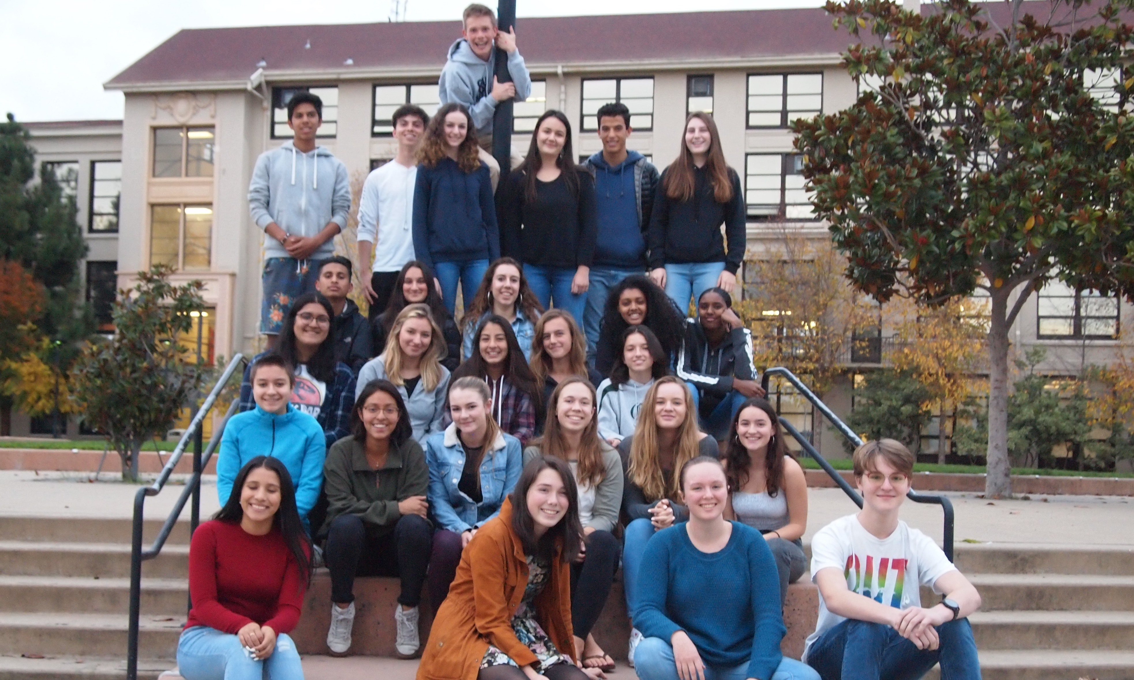 Berkeley High students are going to the Dominican Republic!