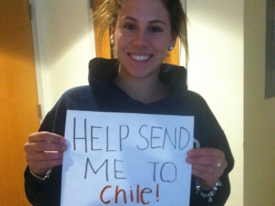 Send Chelsea to Chile