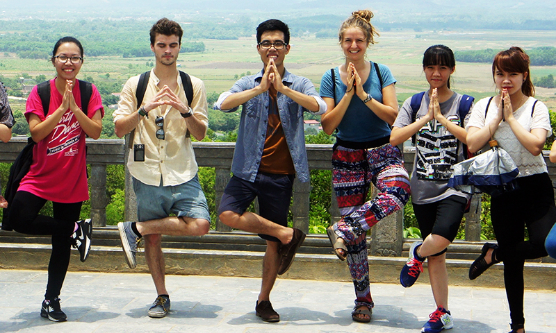 Internship Program with a Cultural  Mission in Vietnam