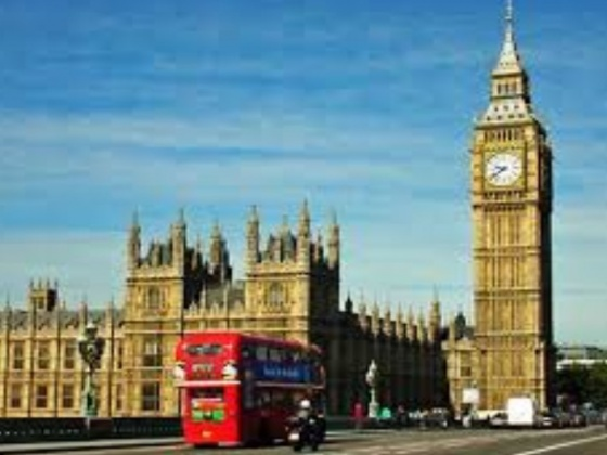 Study Abroad in the UK!
