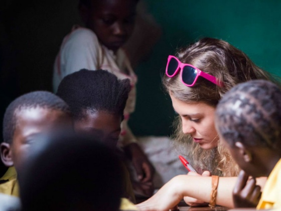 Rachel's Volunteer Expedition: Zambia