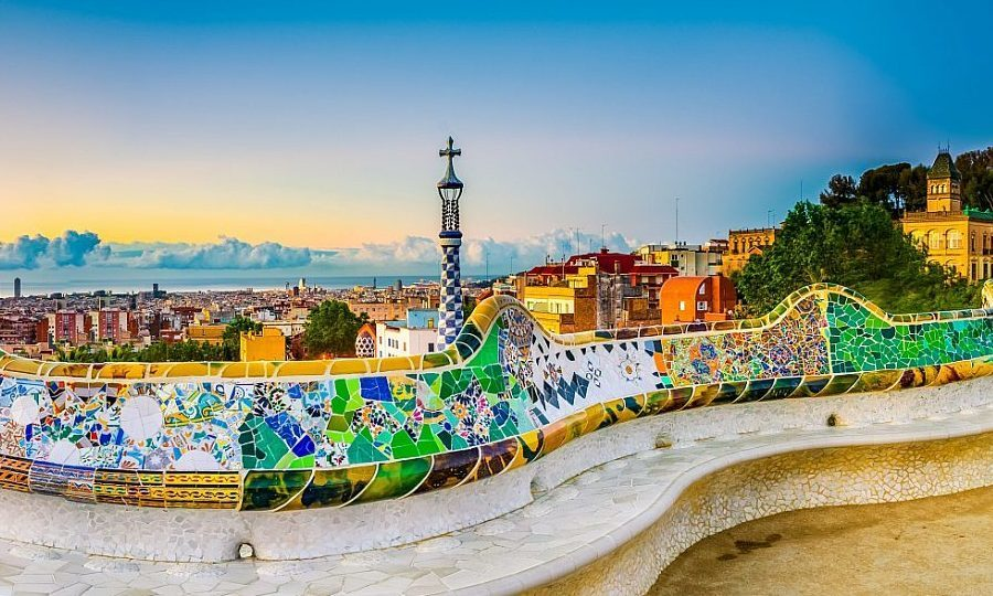 Studying law abroad in Barcelona, Spain!