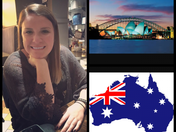 Help Send Lauren To Australia!