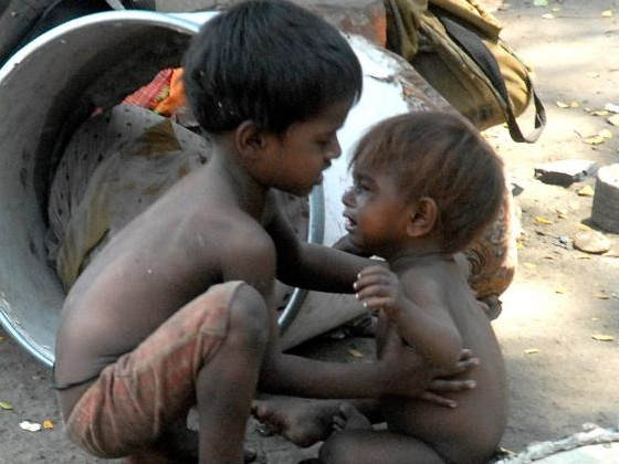 essay on problems faced by children in india