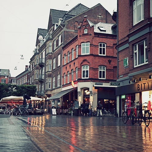 I will be staying in Odense!