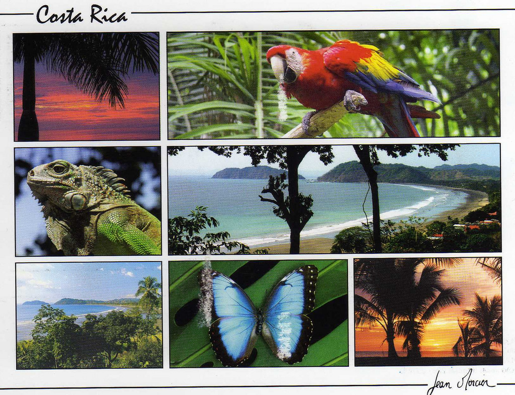 Flora and Fauna of Costa Rica