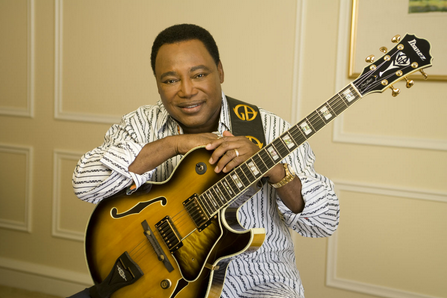 George Benson hits the Love Supreme Festival in London