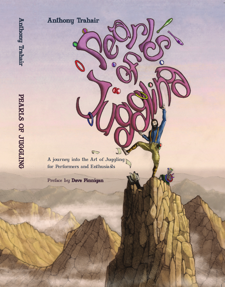 Review of Pearls of Juggling by Andreas Anders-Wilkens