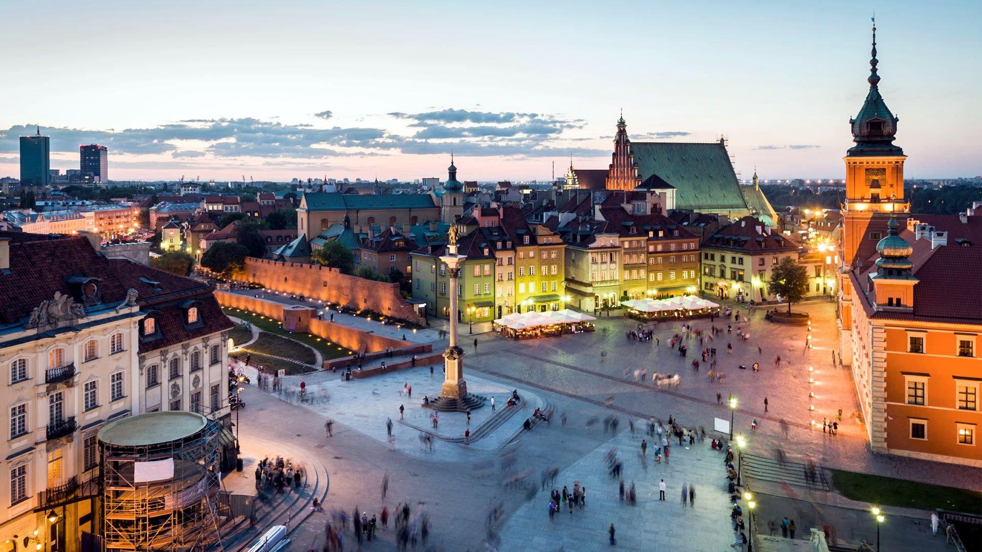 Poland Itinerary
