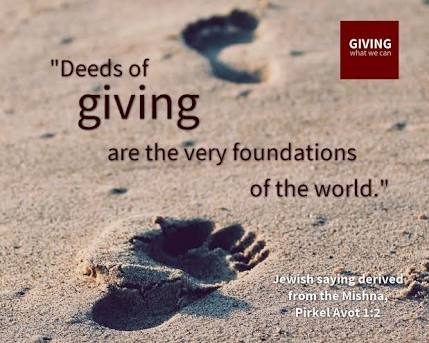 The Act of Giving