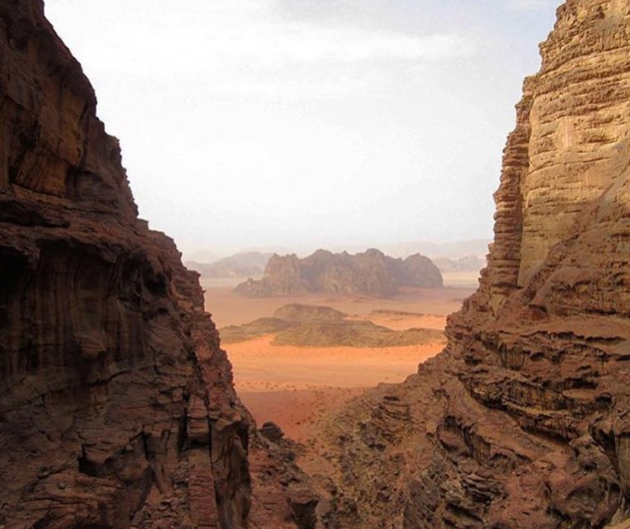 Wadi Rum, Jordan. From a recent project