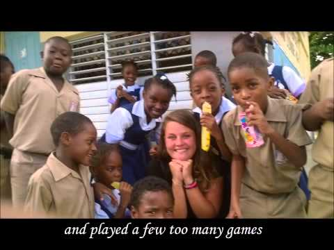 Smile Jamaica! Reni and Cecilia's Volunteer Trip