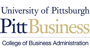Image result for pitt business logo